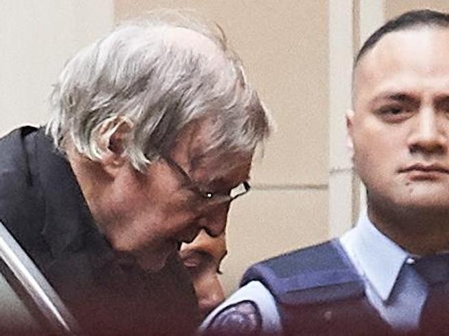 Pedofilia, confermata  la condanna  al cardinale George Pell