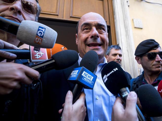 Pd, il primo obiettivo di Zingaretti è cancellare il «cont