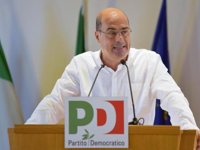 Pd sceglie la linea, Zingaretti frena Renzi Conte: Matteo senza coraggio, io ce l'hoE il leader della Lega grida al complotto