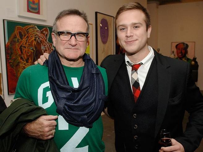 Robin Williams, il figlio Zak rivela:«La morte di mio padre mi ha mandato in depressione»