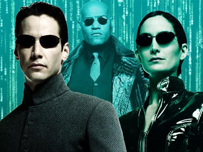 «Matrix 4» si farà: Keanu Reeves sarà di nuovo Neo al fianco di Carrie-Ann Moss