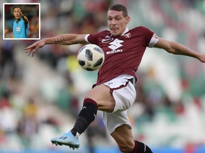 Contro il Wolverhampton dei portoghesiRosetti manda al Toro   arbitro portoghese