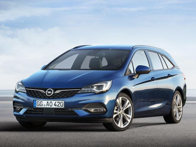 Opel, la nuova Astra campionessa di aerodinamica |Le immagini