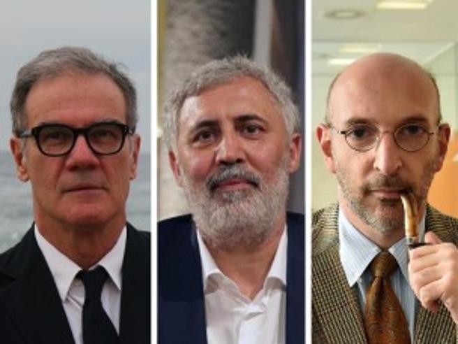 Piperno, Albinati, Piccolo:3 premi Strega su «la Lettura» in edicola  nel weekend   |Video