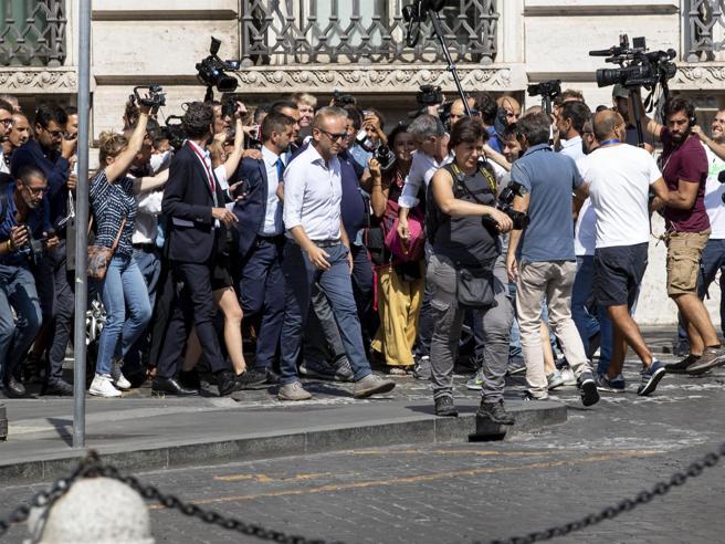 Crisi governo: terminato primo incontro Pd-M5S. I dem: «Bene oltre aspettative»