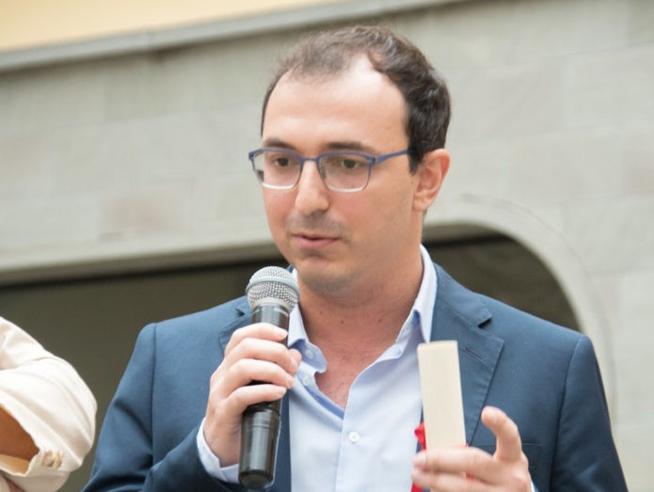 Davide Di Finizio vince il premio La Quara: il racconto