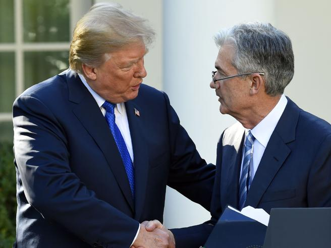 Powell, l'uomo che Trump odia ma non può licenziareUsa-Cina, nuovo giro di dazi