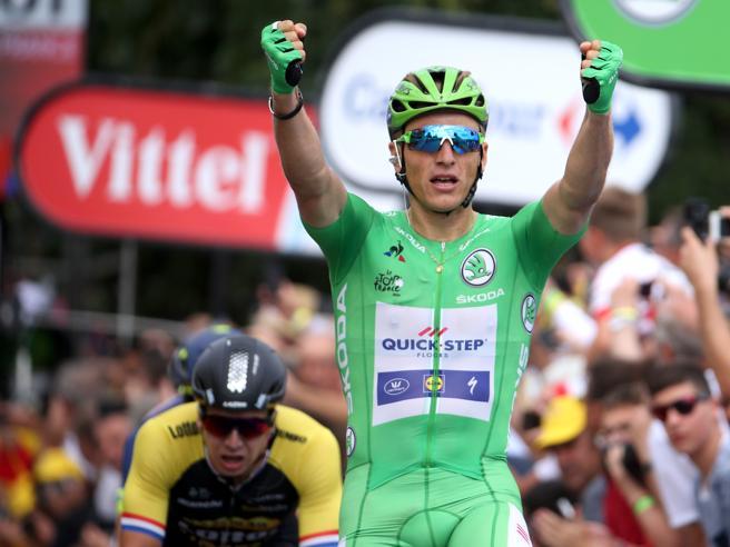 Kittel dice addio al ciclismo: lascia il più potente sprinter degli ultimi 10 anni