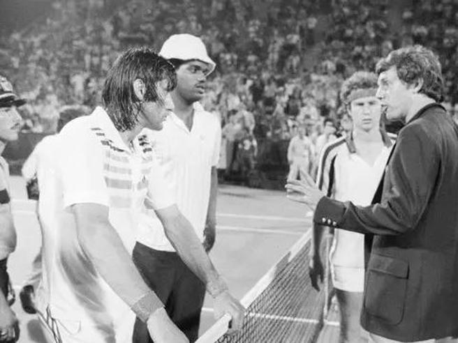 Us Open, Nastase-McEnroe 1979: la notte in cui il romeno inventò la guerra con gli arbitri