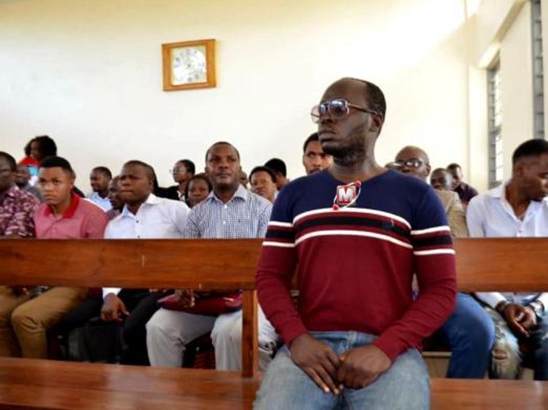 L'arresto assurdo di Erick Kabendera