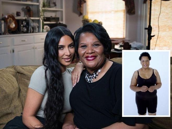 Alice, graziata   (da Trump) grazie a   Kim Kardashian  Ora fa gli spot dei  suoi body