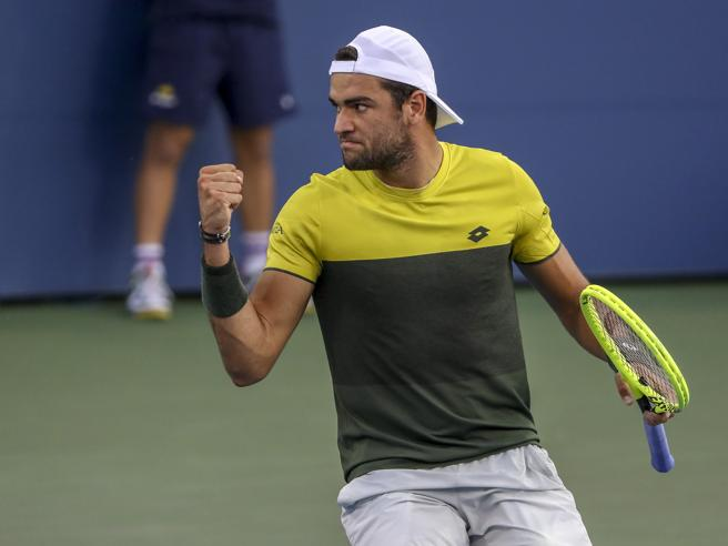 Us Open, Berrettini batte Popyrin in 4 set e vola agli ottavi di finale