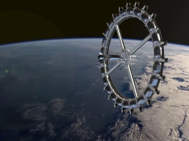 Lo Space Hotel apre nel 2025: il progetto che si basa sulle idee di «controversi» scienziati