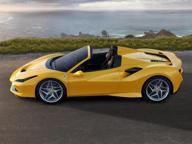 La Ferrari F8 Spider: 340 all'ora a cielo aperto |Tutti i dettagli