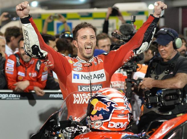 MotoGp Misano, Andrea Dovizioso: «Comanda la testa ma alla fine vince l'istinto. Rossi? Smetterò prima io...»
