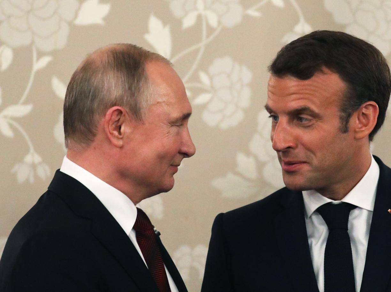 I segnali utili che arrivano dal dialogo Macron-Putin