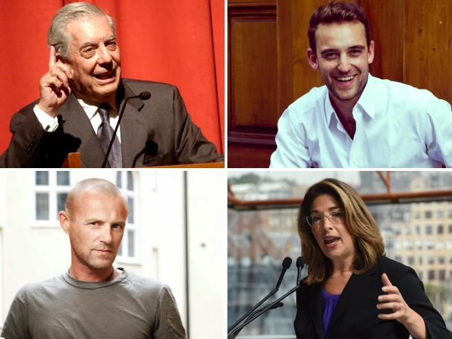 Vargas Llosa, Dicker, Nesbø, Klein I grandi incontri de «la Lettura»