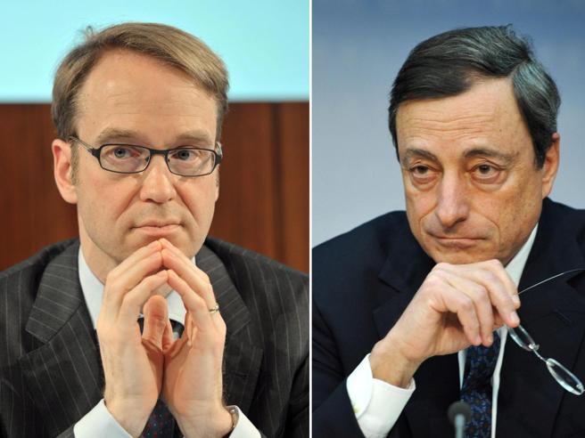 L'Ue avvisa la Germania:  investite di piùE la Bundesbank attacca DraghiBerlino, più surplus ma meno spesa