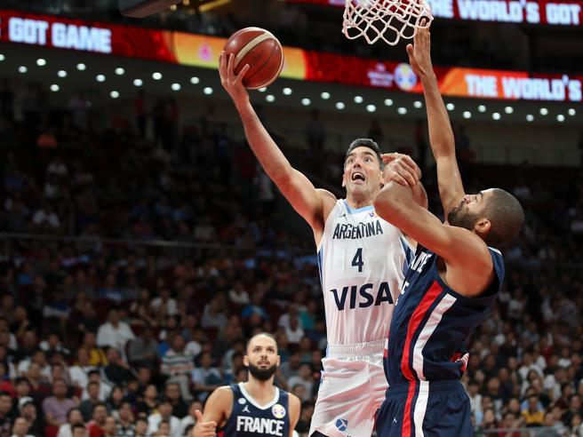 Mondiali di basket: Spagna-Argentina la finale, Australia e Francia ko