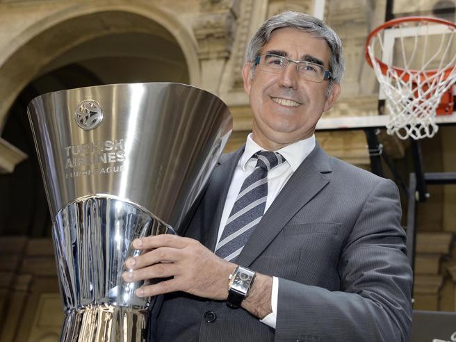 Bertomeu: «Il basket europeo può arrivare a valere un miliardo di euro. Quello italiano ha bisogno delle grandi città»