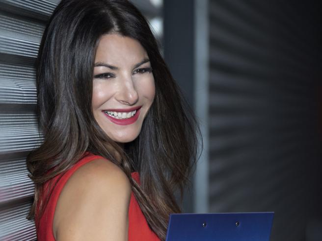 Ilaria D'Amico: «Io e Gigi non passiamo la vita avvinghiati»