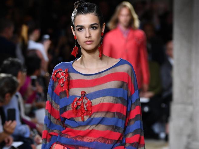 Al via la settimana della moda, un affare «social» da 100 milioni