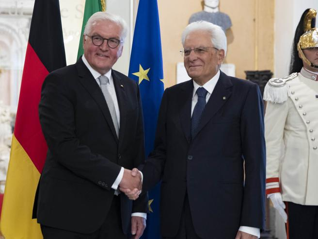 Steinmeier: col nuovo governo italiano intese sui rifugiati