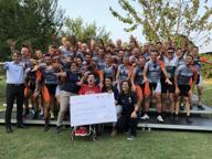 Gsk per Dynamo Camp: 40 rider raccolgono oltre 76 mila euro