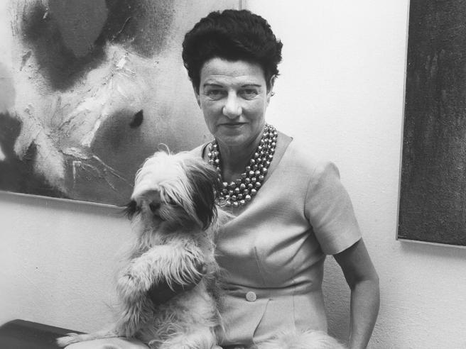 Peggy Guggenheim, le passioni di una dogaressa