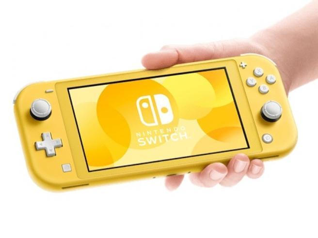 Nintendo Switch Lite: più leggera, portatile e non si collega al Tv (ma costa meno)
