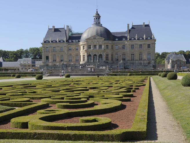 Colpo grosso al castello di Vaux-le-Vicomte: bottino di due milioni