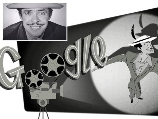 Tin Tan, chi è il comico messicano ricordato dal doodle di Google