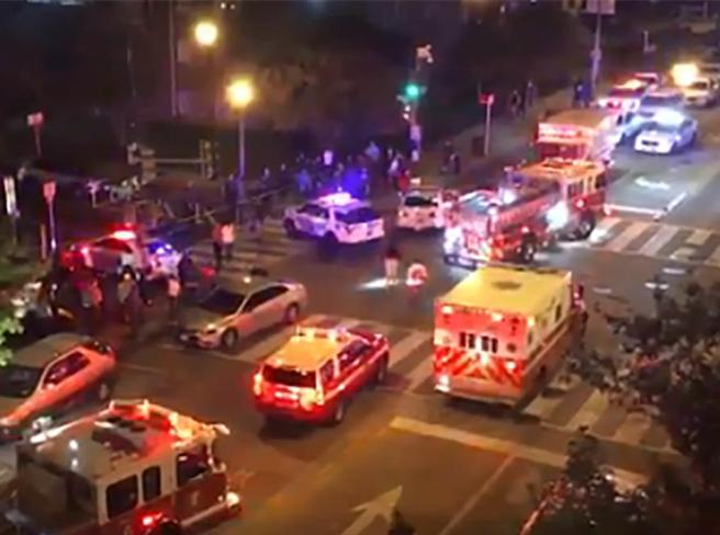 Usa: sparatoria a Washington Dc, un morto e 5 feriti
