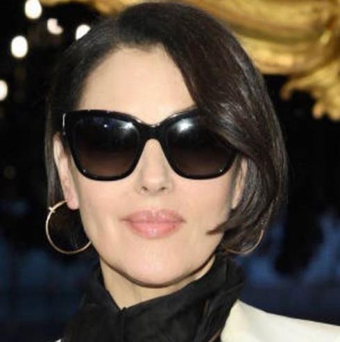 Monica Bellucci,  il nuovo caschetto fa impazzire gli ammiratori