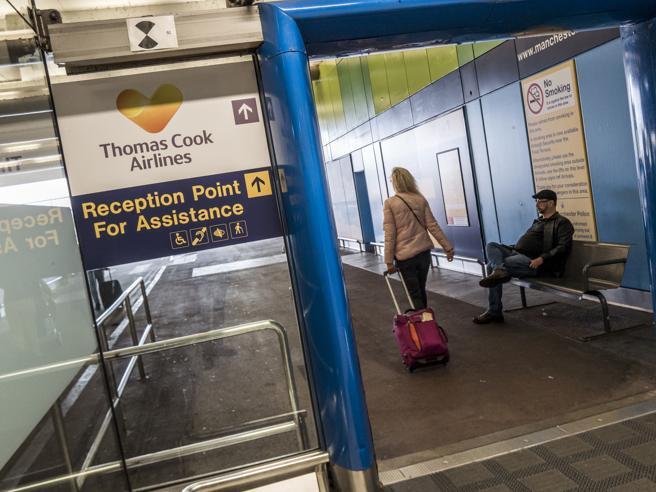 Thomas Cook, il tour operator è in bancarotta: 600 mila turisti bloccati