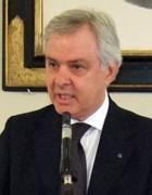 Il presidente del Centro nazionale di studi leopardiani, Fabio Corvatta