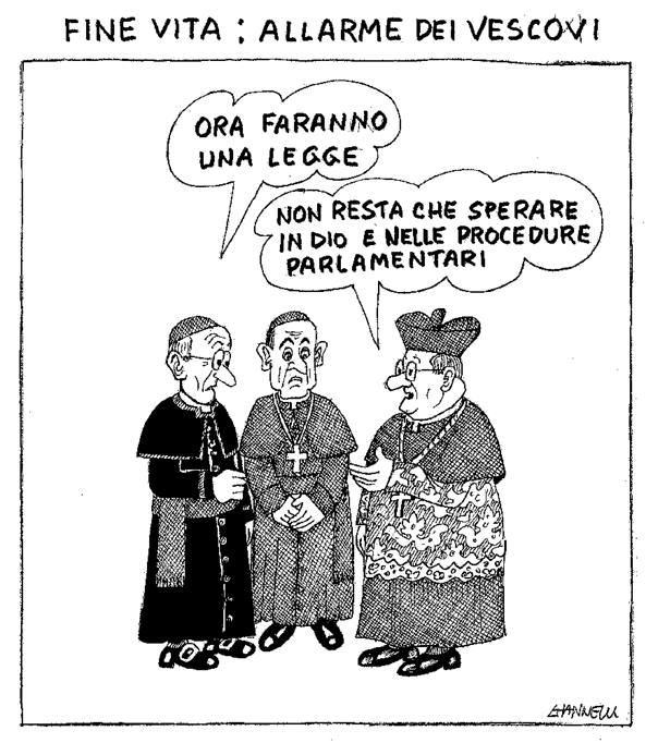 Le Frasi Di Osho Le Vignette Di Giannelli 7 Giorni Di