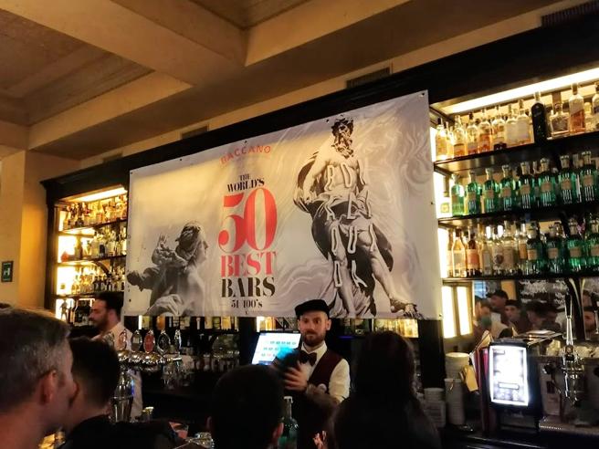 Al primo anno già grande Il Roma Bar Show  è qui per rimanere