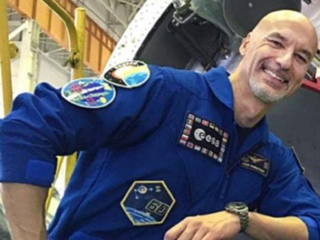 Luca Parmitano first Italian to command International Space Station