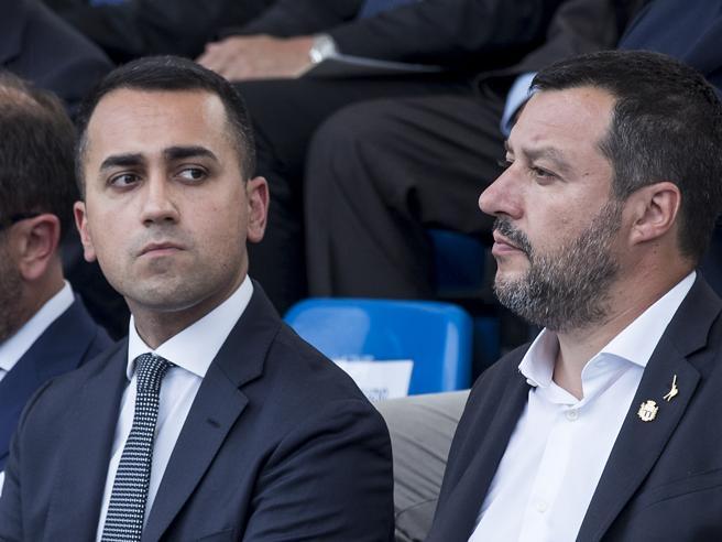 Salvini e il duello con Di Maio: ha problemi psicologici con me