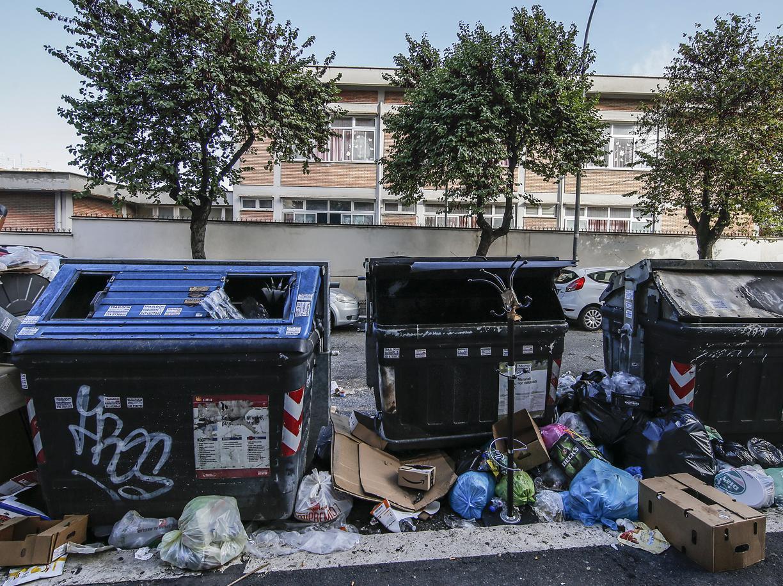 Emergenza rifiuti a Roma, una questione di governo