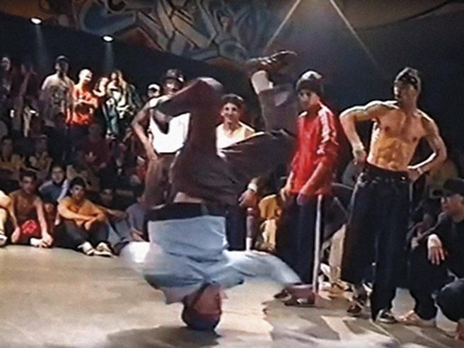 Crash Kid, pioniere della breakdance