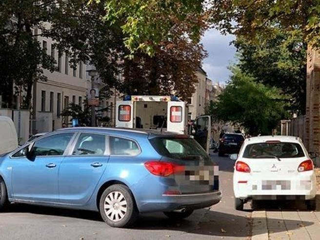 Germania |  sparatoria ad Halle davanti alla sinagoga |  2 morti e un assalitore fermato