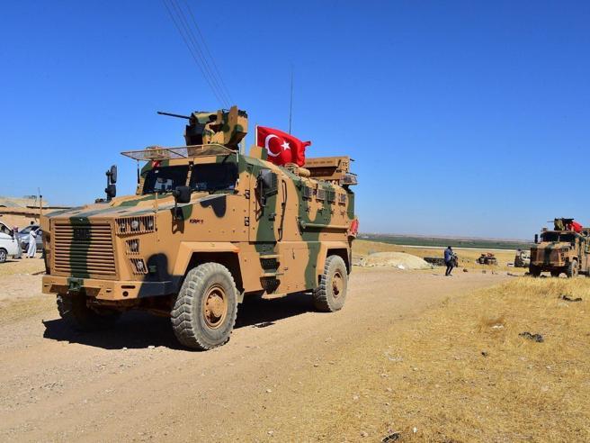 Via ai raid turchi in Siria Erdogan: «Iniziate operazioni contro milizia curda»|Così Isis tornerà ad alzare la testa