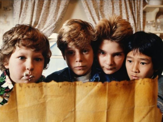 «I Goonies» torna al cinema dopo 35 anni, rimasterizzato in versione 4k