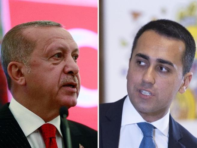 Siria, Di Maio convoca l'ambasciatore turco: «Protesta sull'offensiva»