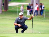 Golf, a Roma l'Open di Molinari parte piano nel giorno di Pulkkanen
