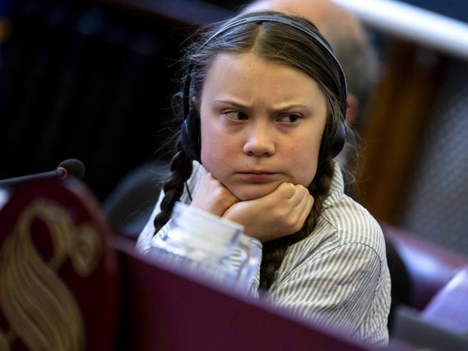 Sapete tutto di Greta?  Il quizLa ragazzina che lotta per l'ambiente (favorita per il  Nobel per la Pace)