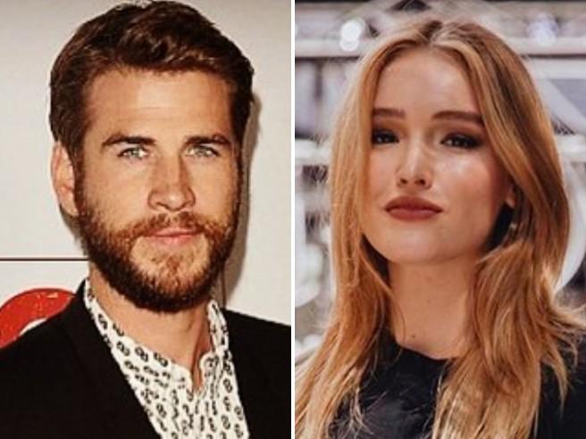 Liam Hemsworth dimentica Miley Cyrus con Maddison Brown, star della serie «Dynasty»