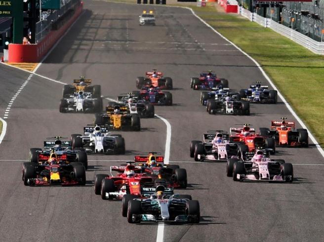 F1, Giappone: annullate le qualifiche del Gp a causa del tifone Hagibis